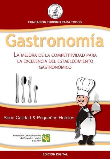 gastronomía - Fundación Turismo para Todos