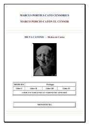 Dichos - Historia Antigua