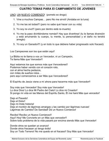Download File - Recibo Nuevas Alegrias!
