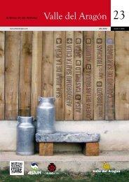 Revista número 23 (9,2 Mb.) - Valle del Aragón