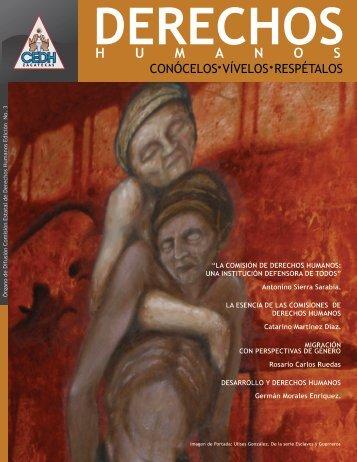 revista terminadaaaaaa - Comisión de Derechos Humanos ...