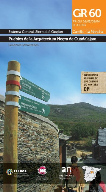 Pueblos de la Arquitectura Negra de Guadalajara - Turismo en ...