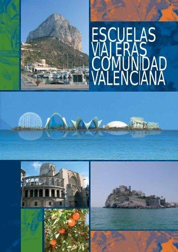 escuelas viajeras comunidad valenciana - Conselleria d'Educació ...