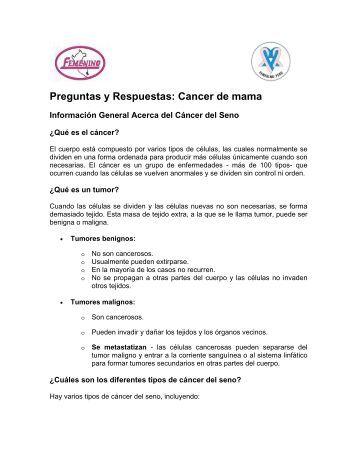 Preguntas y Respuestas Cancer de Mama.pdf - Femenino.org