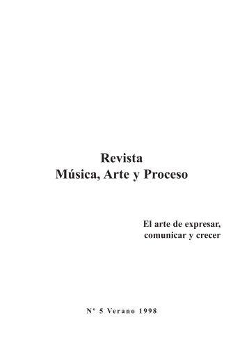 aquí - Musica, Arte y Proceso