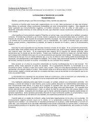 1 Conferencia de Pathwork nº 118 LA ... - Pathwork México