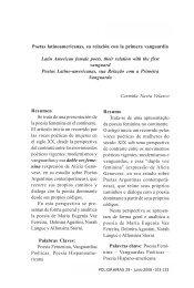 Leer en pdf - Revista literaria POLIGRAMAS - Universidad del Valle