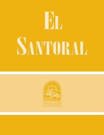 El Santoral - Leccionario para dias santos - Iglesia Episcopal en ...