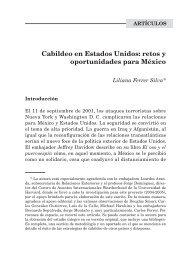 Cabildeo en Estados Unidos: retos y oportunidades para México