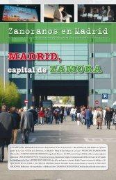 Año 2009. Tercera época. Publicación Nº3 - Casa de Zamora en ...