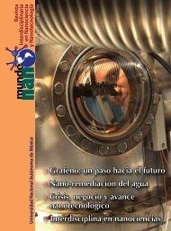 Vol.1, No.2, junio de 2009 - Mundo Nano - Universidad Nacional ...