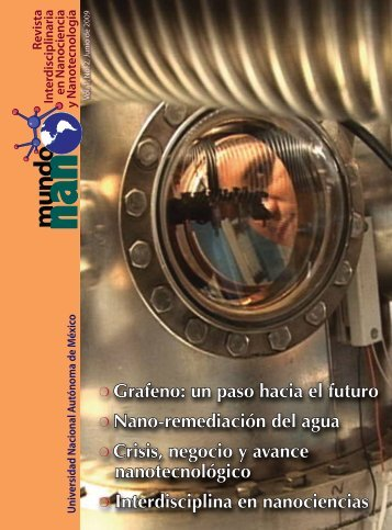 Vol.1, No.2, junio de 2009 - Mundo Nano - Universidad Nacional ...