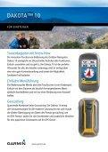 DAKOTA und OREGON SERIE - Adventure Sport Shop - Seite 4