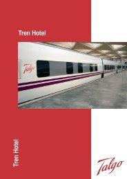 Tren Hotel Tren Hotel - Talgo