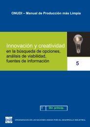 Innovación y creatividad 5 - unido