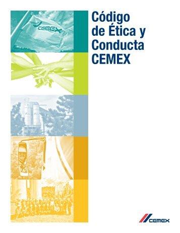 Código de Ética y Conducta CEMEX
