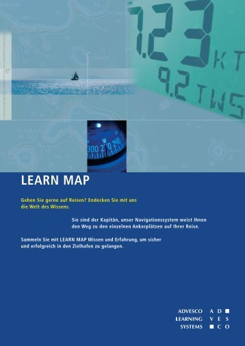 LEARN MAP - ADVESCO Learning Systems GmbH