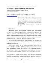 EL HABITO DE FUMAR EN ESTUDIANTES UNIVERSITARIOS ...