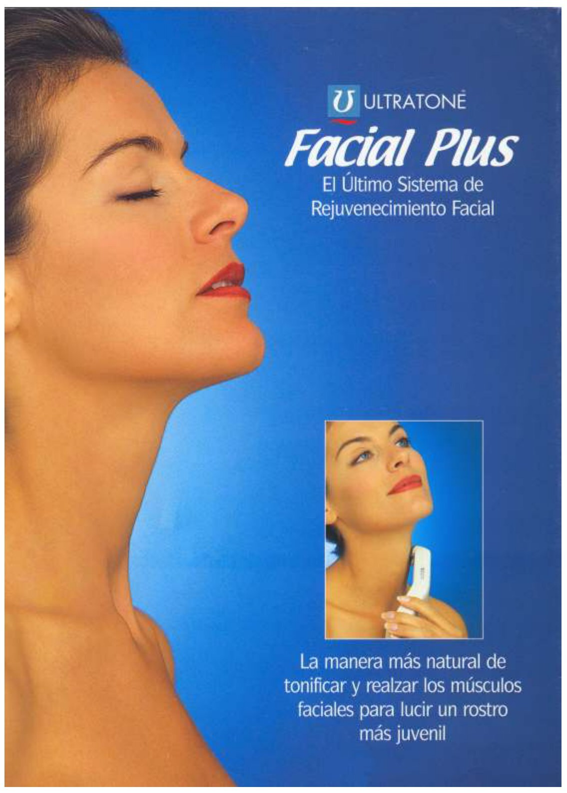 Ultratone facial plus