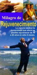 Milagro de Rejuvenecimiento (634 Kb) - Agua Viva