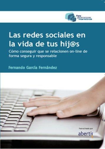 Las redes sociales en la vida de tus hij@s - Foro Generaciones ...