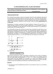 la circunferencia en el plano cartesiano pdf