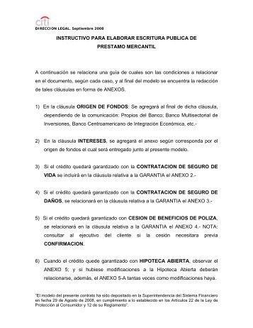 Modelo De Contrato De Prestamo De Maquinaria Creditomukja