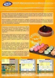 Catálogo BDP-NET Panadería y Pastelería (PDF) - Pcmira.com