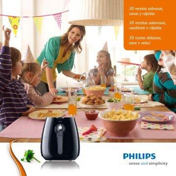 Libro de recetas - Philips