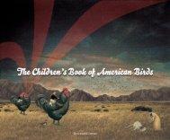 The Children's Book of American Birds - Club Leteo