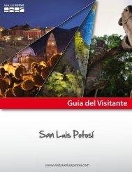 Guía del Visitante - San Luis Potosí