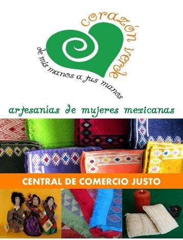 Ver catálogo de productos aquí - Oxfam México