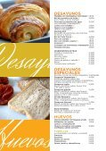Risotto Ensaladas Pastas Hamburguesas Wraps Curry Carnes ... - Page 3