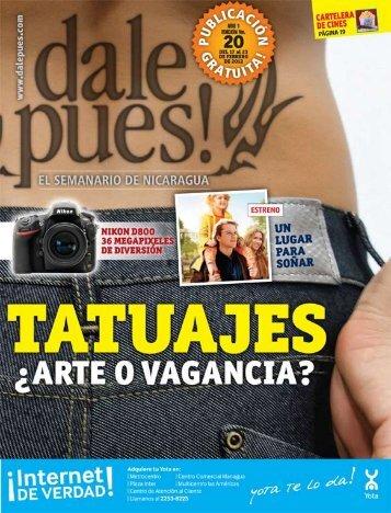 Edición 20 - (Dale Pues!).