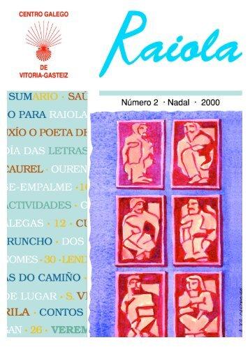 O curruncho dos versos - Centro Gallego de Vitoria