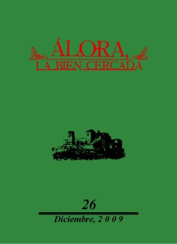 Revista número 26 - Álora