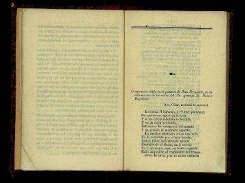 I. Composicion leida en el panteon de San - cdigital