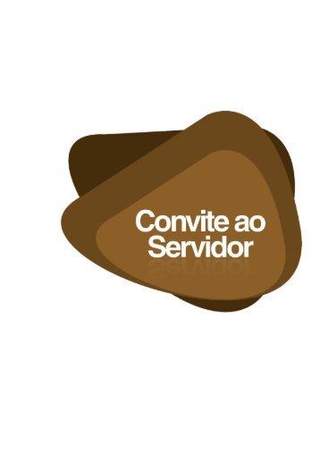 Convite ao Servidor - Tribunal de Justiça do Estado do Ceará