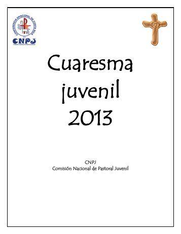 material cuaresma 2013.cnpj - XTO Alternativa
