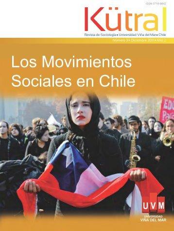 Los Movimientos Sociales en Chile - Universidad de Viña del Mar