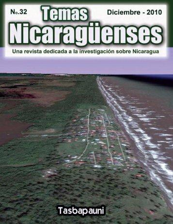 32 - Revista de Temas Nicaragüenses