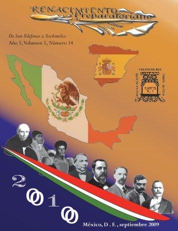 De San Ildefonso a Xochimilco - Prepa 1 - Universidad Nacional ...