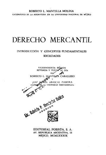 DERECHO MERCANTIL - Index of /prueba/descargas