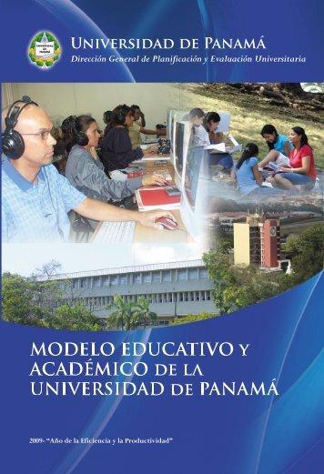 Modelo Educativo - Universidad de Panamá