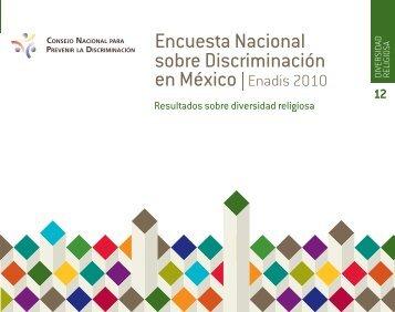 Escuesta sobre Discriminacion ARs.pdf - Cultura de la Legalidad ...