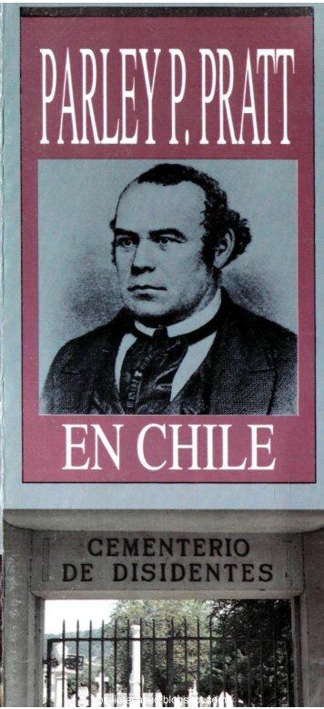 PARLEY P. PRATT - EN CHILE - bibliotecasuddotcom