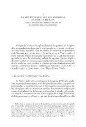 La Madre de Jesús en los Kerigmas de Pablo y de Juan.pdf