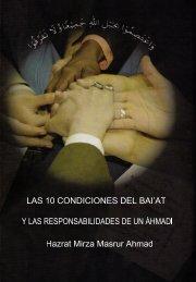 portada 10 condiciones.psd - Comunidad Ahmadía del Islam