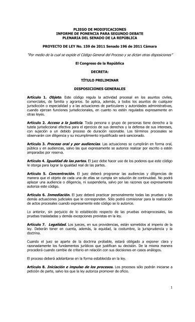 Ponencia Debate 4 Comision Senado Pdf Camacol