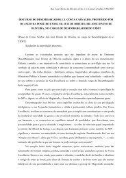 DISCURSO DO DESEMBARGADOR J. J. COSTA ... - TJDFT
